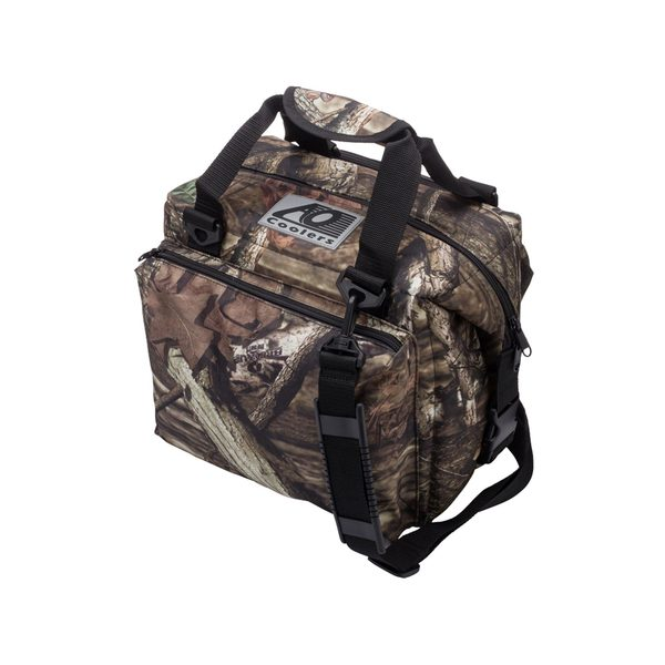Ao Coolers Mossy Oak Deluxe 12-Pack Cooler