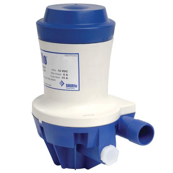 Shurflo Dual Port Livewell 2000 High-Flow Pump Sale $159.99 SKU: 15725401 ID# 358-111-10 UPC# 752324010639 :