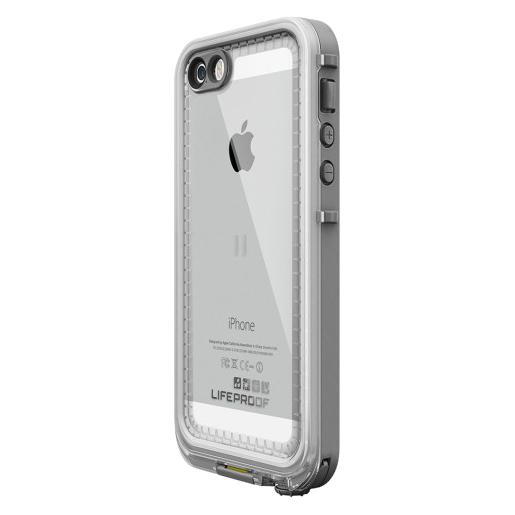 Lifeproof iPhone 5 and 5s nuud Case, White Sale $34.77 SKU: 15728181 ID# 2105-02 UPC# 819859013846 :