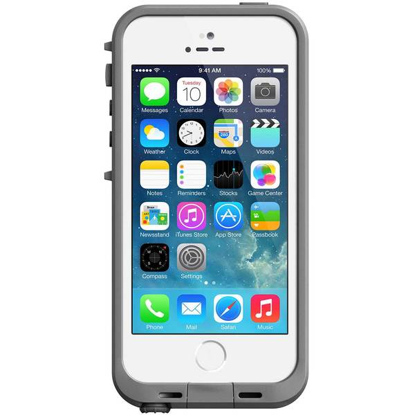 Lifeproof iPhone 5 and 5s fre Case, White Sale $55.88 SKU: 15728207 ID# 2115-02 :