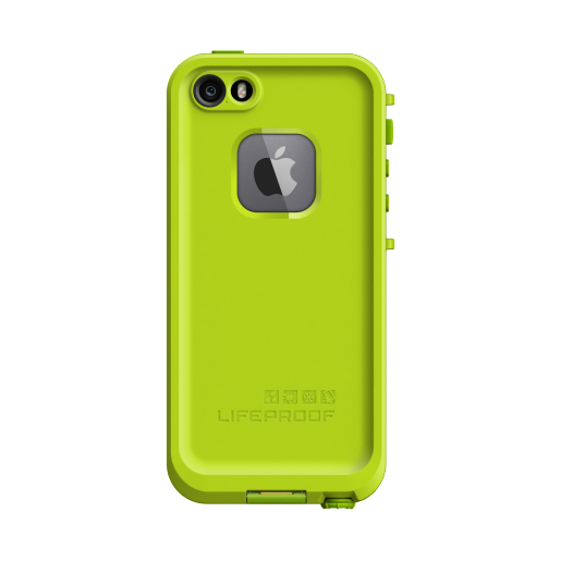 Lifeproof iPhone 5 and 5s fre Case, Lime Sale $39.77 SKU: 15728249 ID# 2115-06 UPC# 819859013723 :