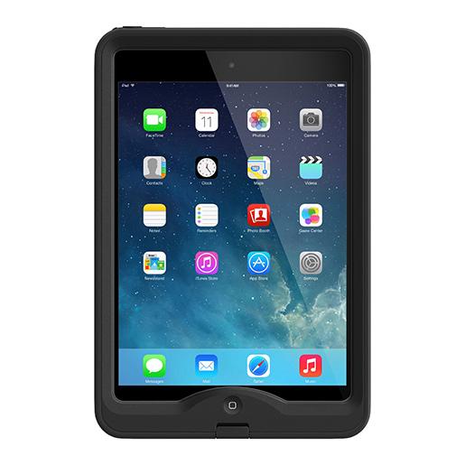 Lifeproof iPad mini nuud Case, Black Sale $59.77 SKU: 15728306 ID# 1405-01 UPC# 819859011309 :