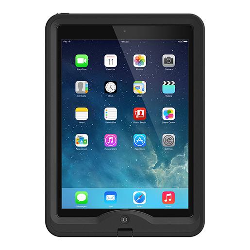 Lifeproof iPad Air nuud Case, Black Sale $69.77 SKU: 15728314 ID# 1901-01 UPC# 819859011439 :