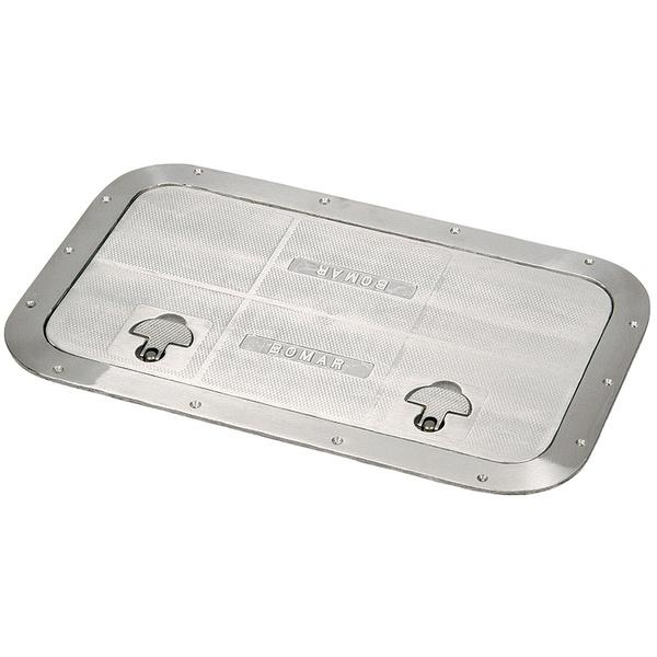 Bomar Cast Aluminum Inspection Hatch