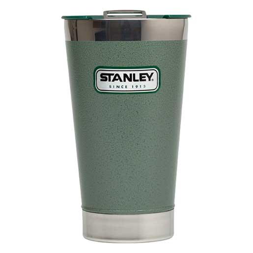Stanley Classic Vacuum Pint, Green, 16oz. Sale $24.99 SKU: 15751688 ID# 10-01704-001 UPC# 41604258886 :