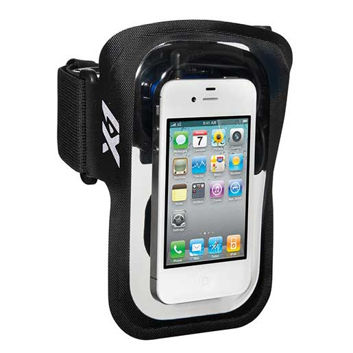 X-1 Audio Inc. Amphibx Fit Waterproof Armband for Smartphones