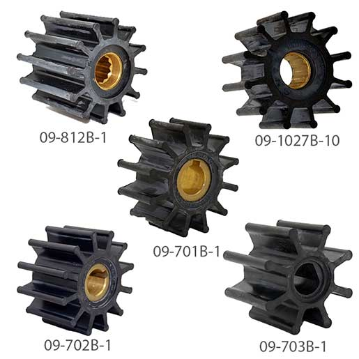 Johnson Pump Impeller Promo Kit