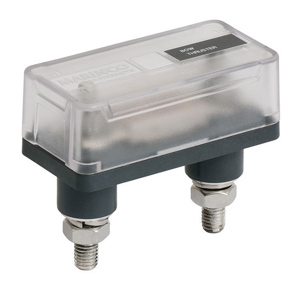 Marinco ANL Through Panel Fuse Holder with 2 Additional Studs, 750A