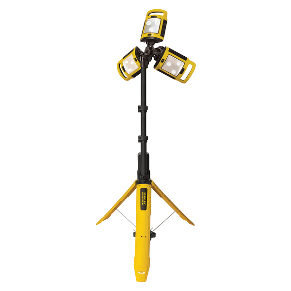 Stanley FatMax Portable Tripod LED Light