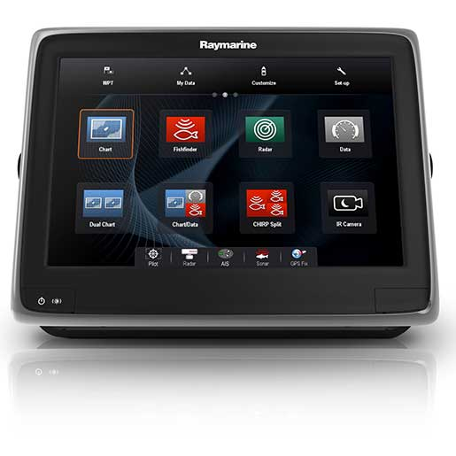 Raymarine a127 Multi-Function Display with Sonar, Wi-Fi and US LightHouse Vector Charts Sale $2899.99 SKU: 15849573 ID# E70236-LNC UPC# 723193790793 :