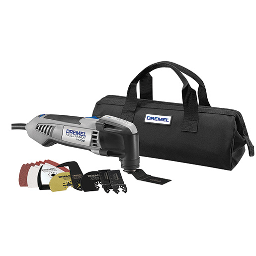 Dremel Multi-Max MM30-01 Tool Kit Sale $109.99 SKU: 15874068 ID# F013MM30AA UPC# 80596038649 :