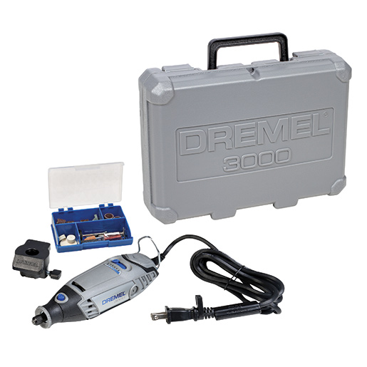 Dremel 3000 RPM Variable Speed Rotary Tool Kit