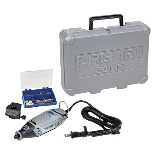 Dremel 3000 RPM Variable Speed Rotary Tool Kit Sale $69.99 SKU: 15874092 ID# F0133000AD UPC# 80596032555 :