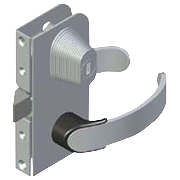 Southco Offshore Swing Door Latch, Chrome Plated Bronze/Brass/Stainless Steel