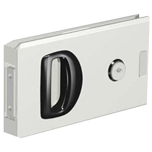 Southco MF Flush & ProFlush Sliding Door Latch, Stainless Steel