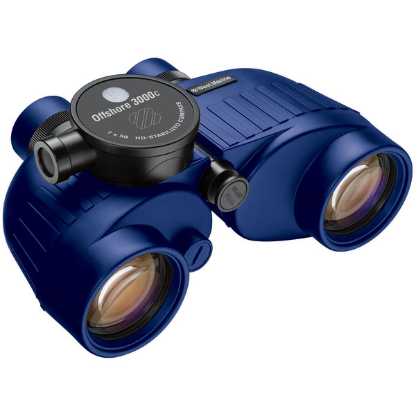 Aomekie Marine Military Binoculars 7X50 Waterproof Fogproof Compact for Adults Kids with Rangefinder Compass BAK4 Prism FMC Lens for Floating Birdwatching Boating and.