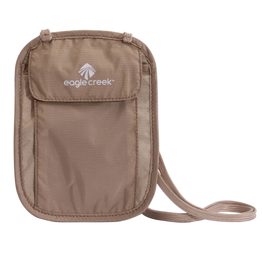 Eagle Creek Undercover Neck Wallet Khaki Sale $16.50 SKU: 15374291 ID# EC41127-091 UPC# 658100727121 :