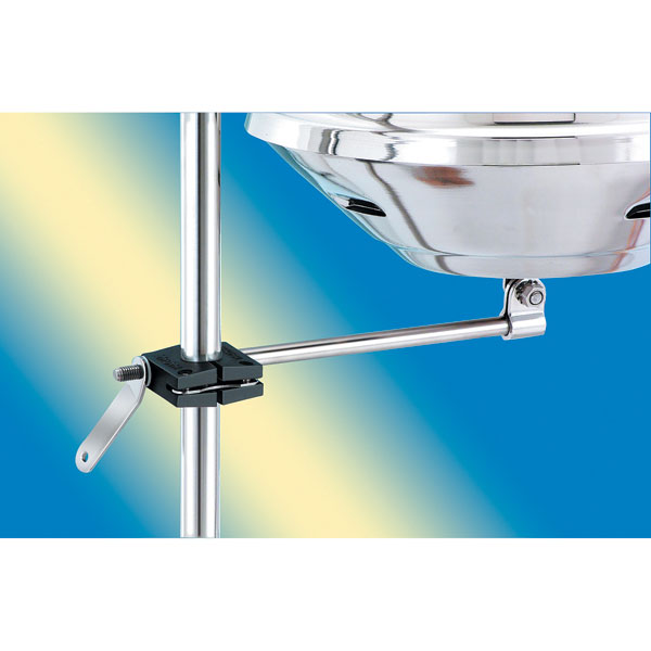 Magma Marine Kettle Grill All Angle Round Rail Mount, Fits 7/8 or 1 Rail