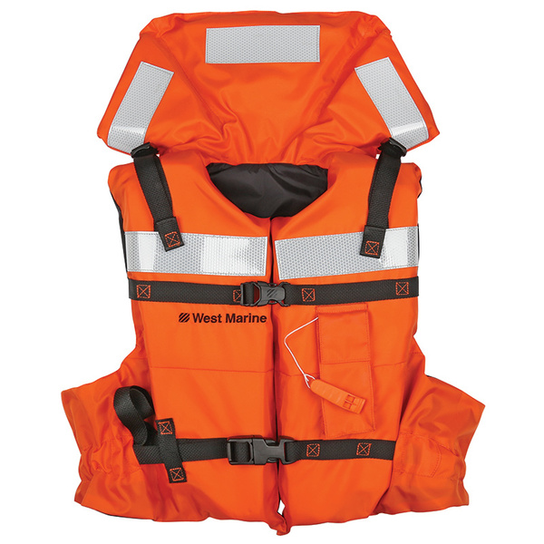West Marine Type I Comfort Deluxe Life Jacket West Marine