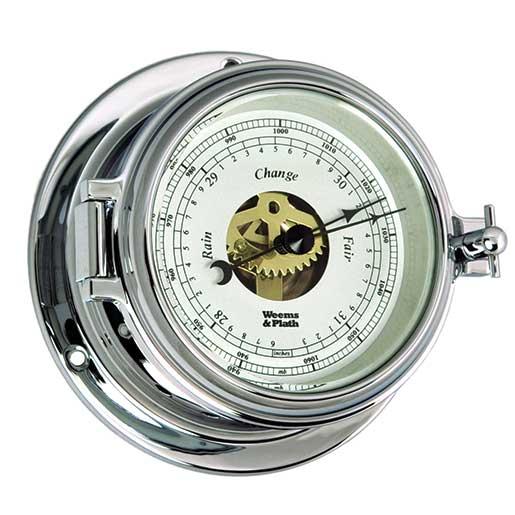 Weems & Plath Endurance II 105 Open-Dial Barometer, Chrome Sale $149.99 SKU: 15914237 ID# 120733 UPC# 721002910097 :