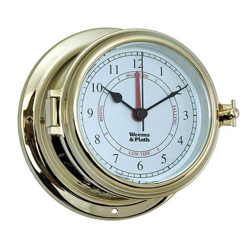 Weems & Plath Endurance II 115 Time and Tide Clock Sale $199.99 SKU: 15914294 ID# 510300 UPC# 721002007582 :