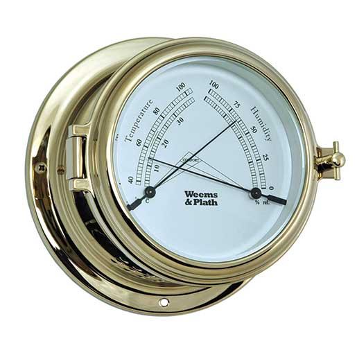 Weems & Plath Endurance II 115 Comfortmeter Temperature and Humidity Gauge Sale $169.99 SKU: 15914336 ID# 510900 UPC# 721002007575 :