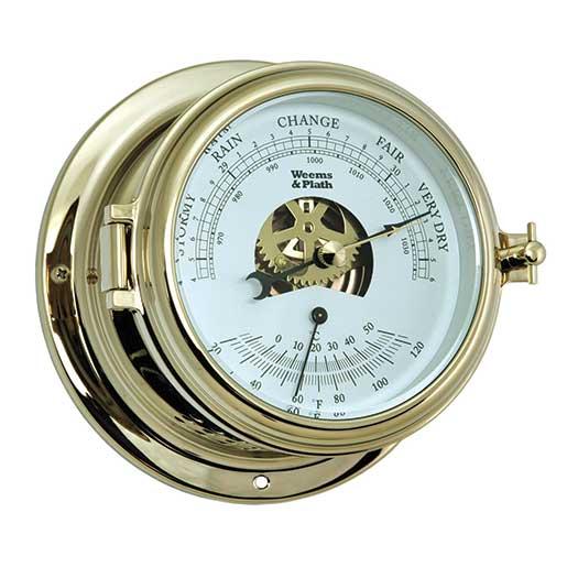 Weems & Plath Endurance II 115 Barometer and Thermometer Sale $179.99 SKU: 15914344 ID# 511000 UPC# 721002007568 :