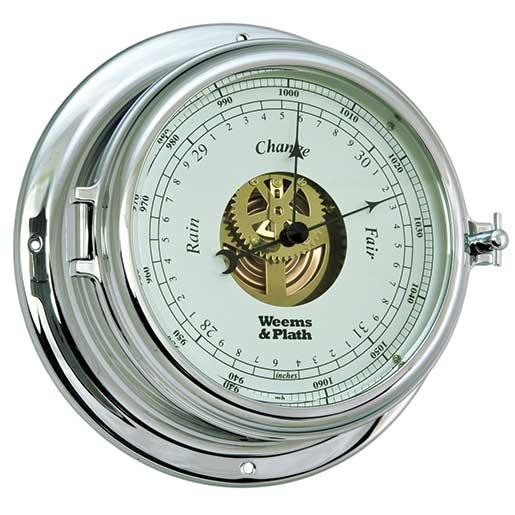 Weems & Plath Endurance II 135 Open Dial Barometer, Chrome Sale $209.99 SKU: 15914468 ID# 960733 UPC# 721002910110 :
