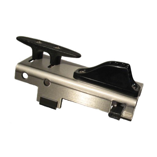 Anchor-caddie Cleat Bracket, Stainless Steel