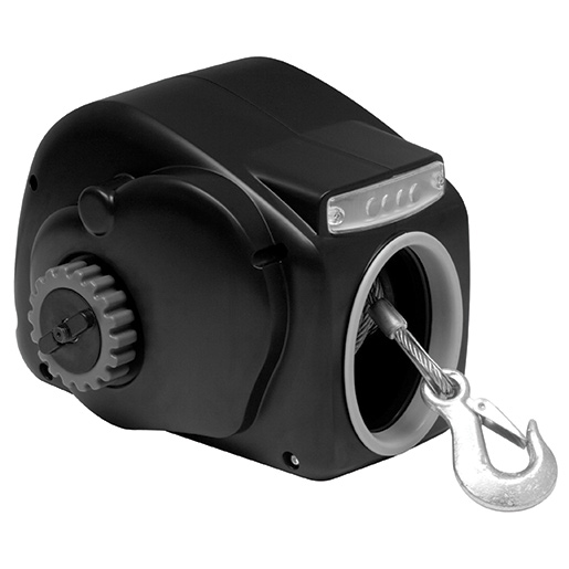 Trac Outdoor Products Lite Cruiser Electric Trailer Winch with 30' Cable