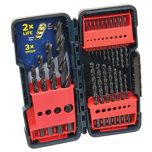 Bosch 21-Piece Black Oxide Drill Bit Set Sale $39.99 SKU: 15942162 ID# BL21 UPC# 346461039 :