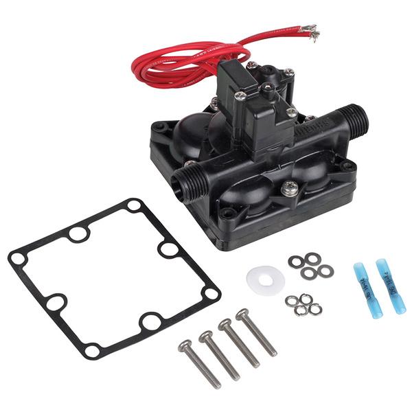 Shurflo Pump Head Repair/Replacement Kit for Aqua King II 4.0 and 5.0 Pumps,12V
