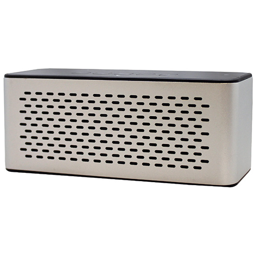 NUU Splash Extreme Waterproof Bluetooth Speaker—Silver
