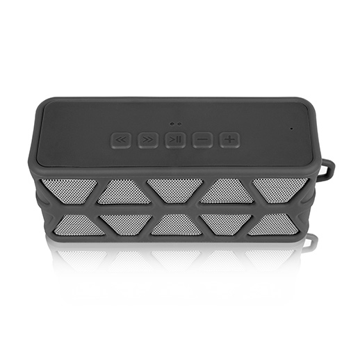 NUU Splash Trail Edition Waterproof Speaker—Gray