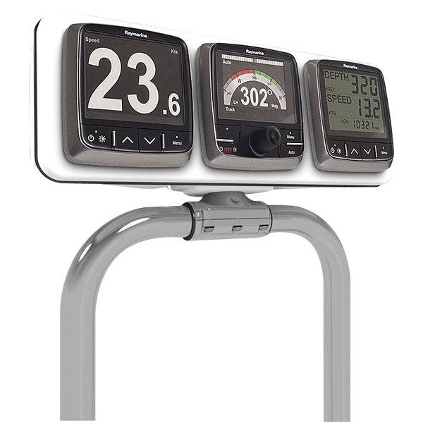 Seaview Instrument Rail Pod Clamp 14 1/4 x 9 1/2 x 5 1/8 Sale $260.00 SKU: 15976665 ID# SP3S1 UPC# 15568089923 :