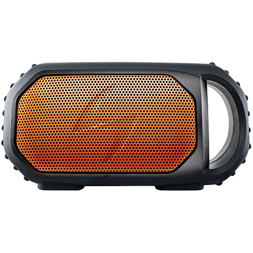 Ecoxgear ECOSTONE Waterproof Bluetooth Speaker—Orange Sale $119.99 SKU: 16003741 ID# GDI-EGST700 UPC# 819127010478 :