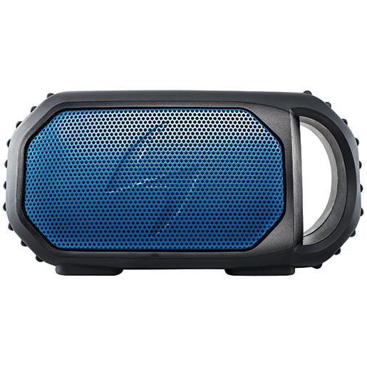 Ecoxgear ECOSTONE Waterproof Bluetooth Speaker—Blue