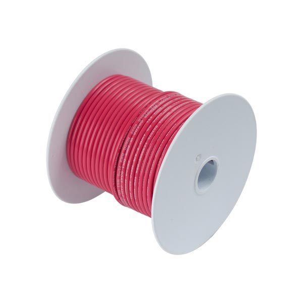 Ancor Gauge: 12 AWG; 100' Spool, Red Sale $49.99 SKU: 227652 ID# 106810 UPC# 91887107005 :