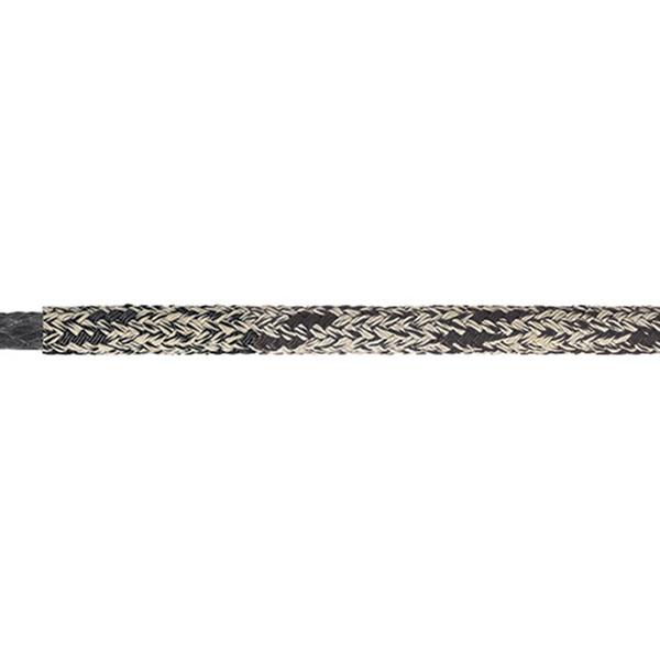 Samson Rope 6mm WarpSpeed II Double Braid, 5,100lb. Breaking Strength, Black