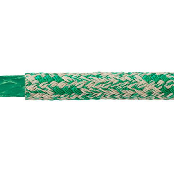 Samson Rope 11mm WarpSpeed II Double Braid, 14,000lb. Breaking Strength, Green Sale $5.14 SKU: 16014094 ID# 440028505030 :