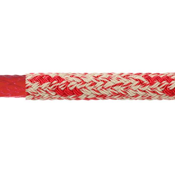 Samson Rope 14mm WarpSpeed II Double Braid, 26,500lb. Breaking Strength, Red Sale $6.99 SKU: 16014169 ID# 440036405030 :