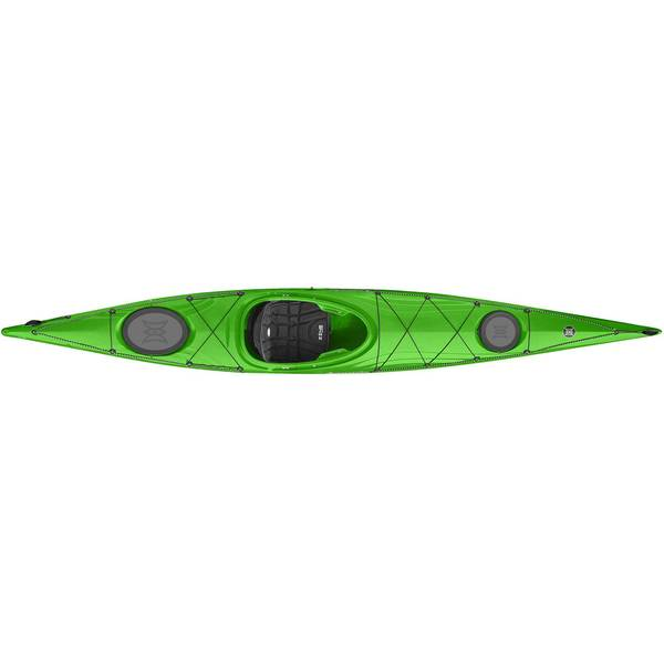 Perception Expression 14.5 Sit-Inside Kayak, Lime