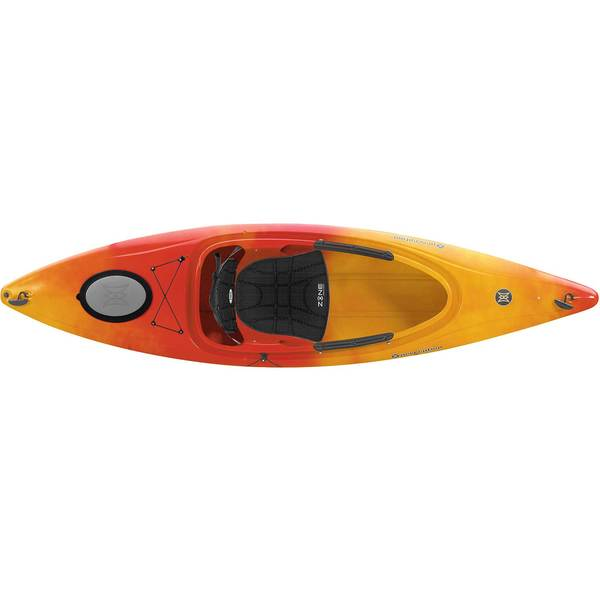 Perception Prodigy 10.0 Sit-Inside Kayak, Red/Yellow Sale $525.00 SKU: 16030819 ID# 9330175042 UPC# 729282197955 :