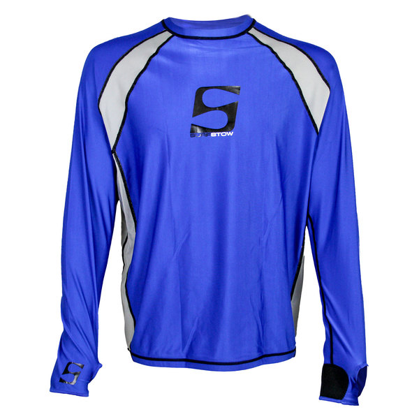 Surfstow Paddle Tee with Grip, Blue, XSmall Sale $59.99 SKU: 16044174 ID# 50101-XS UPC# 814154015700 :