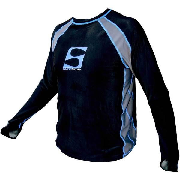 Surfstow Paddle Tee with Neoprene Grip, Black, Small Sale $59.99 SKU: 16044232 ID# 50108-S UPC# 814154015205 :