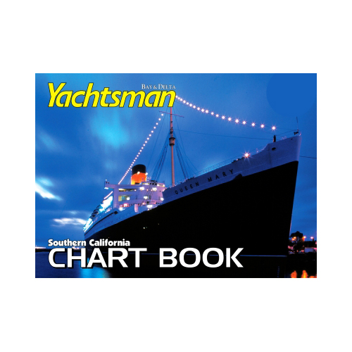 Mariners Ink Yachtsman's Southern California Chartbook