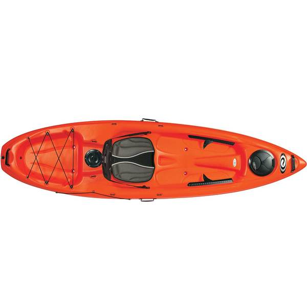 ELIE Coast 100 XE Sit-On-Top Kayak, Red/White Sale $649.99 SKU: 16123499 ID# KWR10P105 UPC# 776324529526 :