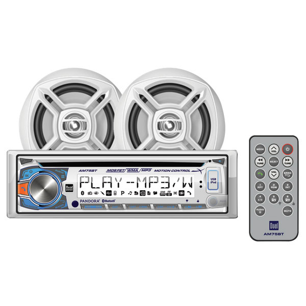 DUAL AM75BT Stereo Receiver & Speaker Package