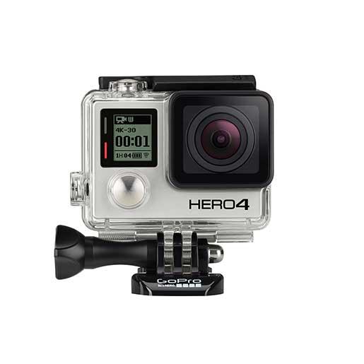 Gopro Hero4 Black Edition Waterproof Video Camera