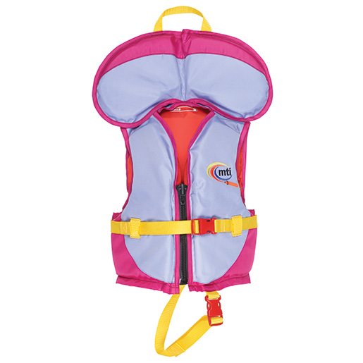 MTI Child Life Jacket with Collar